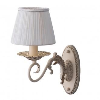 MW-LIGHT 450024001 | Ariadna Mw-Light falikar lámpa 1x E14 430lm bézs, elefántcsont