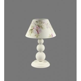 NAMAT 1203/9 | Atar Namat asztali lámpa 52cm kapcsoló 1x E27 fehér, többszínű
