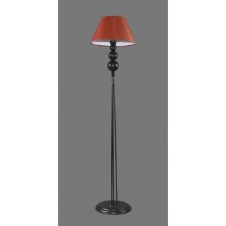 NAMAT 1210/11 | Fago Namat álló lámpa 170cm kapcsoló 1x E27 fekete, piros, fehér
