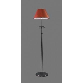 NAMAT 1226/11 | Tores Namat álló lámpa 175cm kapcsoló 1x E27 fekete, piros, fehér