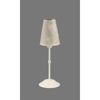 NAMAT 1229/8 | Omar Namat asztali lámpa 40cm kapcsoló 1x E14 fehér, többszínű