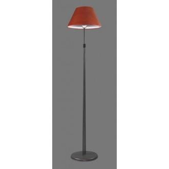 NAMAT 1232/11 | RadanN Namat álló lámpa 175cm kapcsoló 1x E27 fekete, piros, fehér