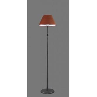 NAMAT 1240/11 | Redan Namat álló lámpa 175cm kapcsoló 1x E27 fekete, piros, fehér