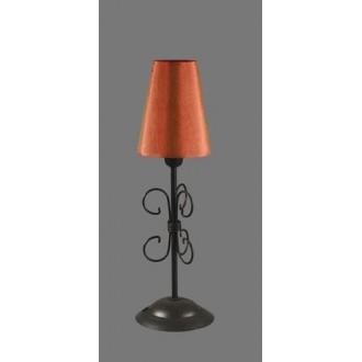 NAMAT 1243/11 | Santa Namat asztali lámpa 35cm kapcsoló 1x E14 fekete, piros, fehér
