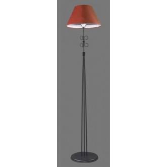 NAMAT 1244/11 | Santa Namat álló lámpa 175cm kapcsoló 1x E27 fekete, piros, fehér