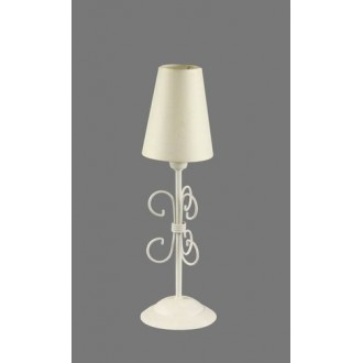 NAMAT 1249/1   Taga Namat asztali lámpa 35cm kapcsoló 1x E14 fehér