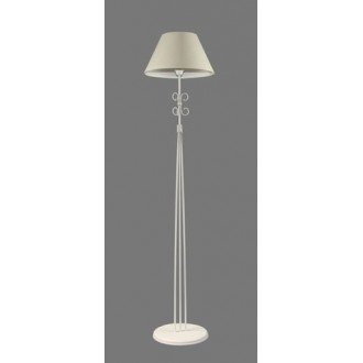 NAMAT 1250/1 | Taga Namat álló lámpa 175cm kapcsoló 1x E27 fehér