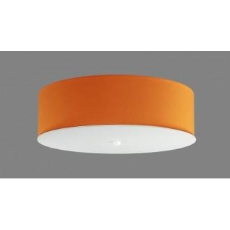 NAMAT 1251/10   FlawiaN Namat mennyezeti lámpa 3x E27 narancs, fehér