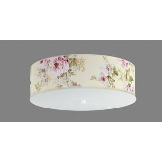 NAMAT 1251/9   FlawiaN Namat mennyezeti lámpa 3x E27 többszínű, fehér