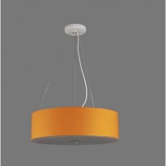NAMAT 1252/10   Laron Namat függeszték lámpa 3x E27 narancs, fehér