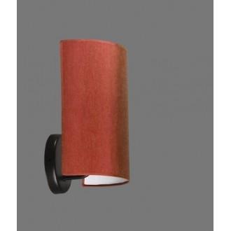 NAMAT 1306/11 | Tores Namat falikar lámpa 1x E27 fekete, piros, fehér
