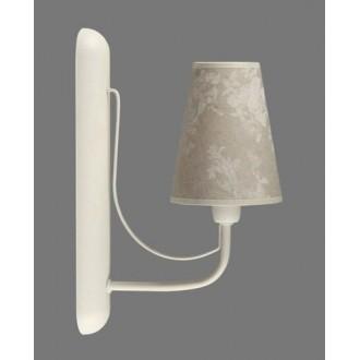 NAMAT 1315/8 | Omar Namat falikar lámpa 1x E14 fehér, többszínű