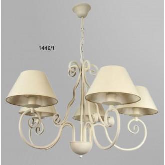 NAMAT 1446/1 | Zafo Namat csillár lámpa 5x E14 krémszín