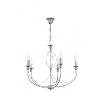 NAMAT 1821   ArielN Namat csillár lámpa 5x E14 króm