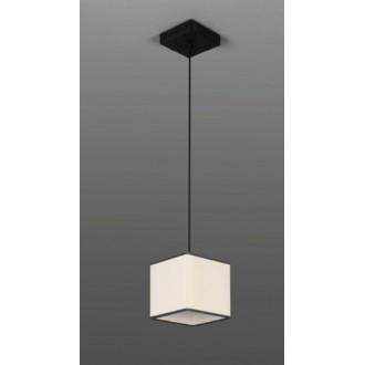 NAMAT 262 | Nano Namat függeszték lámpa 1x E27 fekete, fehér