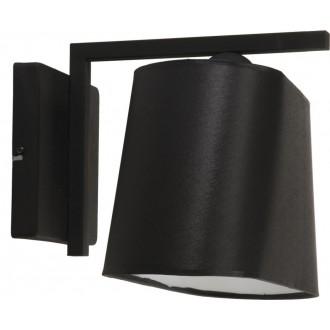 NAMAT 3012 | Werena Namat falikar lámpa 1x E27 fekete, fehér
