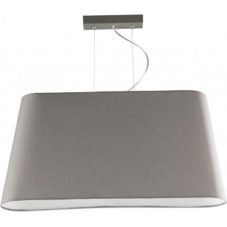 NAMAT 3019 | Werena Namat függeszték lámpa 2x E27 szürke, fehér
