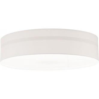 NAMAT 3123 | Drawa-Warta Namat mennyezeti lámpa 4x E27 szürke, fehér