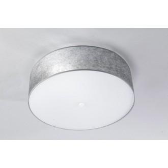 NAMAT 3592 | FlawiaN Namat mennyezeti lámpa 3x E27 áttetsző szürke, fehér
