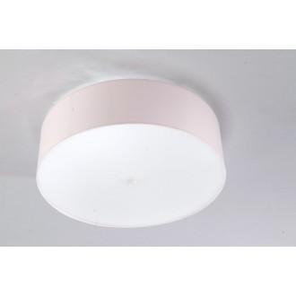 NAMAT 3595 | FlawiaN Namat mennyezeti lámpa 3x E27 halvány rózsaszín, fehér