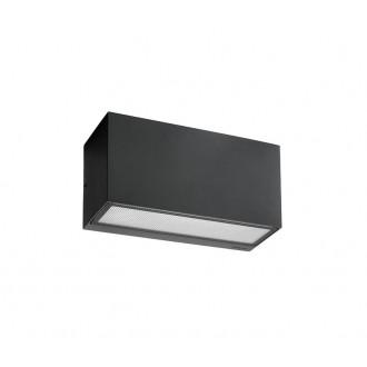 NORLYS 1513GR   Asker Norlys fali lámpa 1x E27 IP65 grafit, savmart
