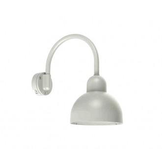NORLYS 1911AL | Koster Norlys falikar lámpa 1x LED 2000lm 3000K IP54 alumínium