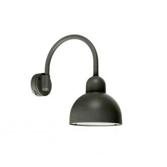 NORLYS 1911GR | Koster Norlys falikar lámpa 1x LED 2000lm 3000K IP54 grafit