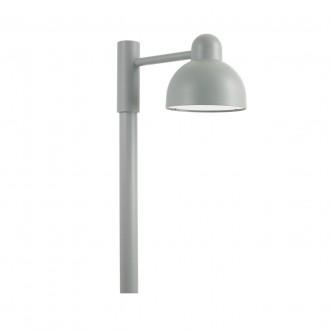 NORLYS 1913AL | Koster Norlys álló lámpa 23cm 1x LED 2000lm 3000K IP54 alumínium