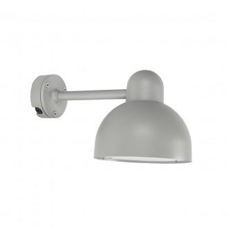 NORLYS 724AL | Koster Norlys falikar lámpa 1x E27 IP54 alumínium