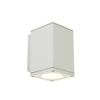 NORLYS 793W | Sandvik Norlys falikar lámpa 1x GU10 IP65 fehér