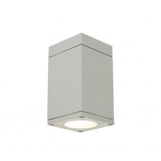 NORLYS 795AL | Sandvik Norlys mennyezeti lámpa 1x GU10 IP54 alumínium