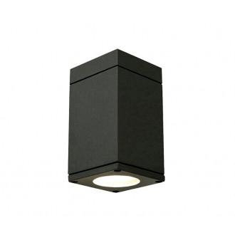 NORLYS 795GR | Sandvik Norlys mennyezeti lámpa 1x GU10 IP54 grafit