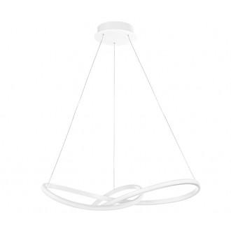 NOVA LUCE 1701101001 | Fusion-NL Nova Luce függeszték lámpa 1x LED 4081lm 3000K fehér