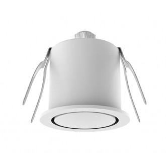 NOVA LUCE 6800202 | Technical Nova Luce beépíthető lámpa Ø44mm 1x LED 3000K fehér