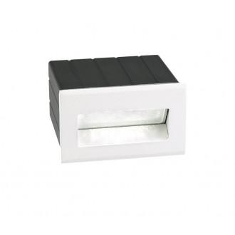 NOVA LUCE 726403 | Krypton Nova Luce beépíthető lámpa 1x LED 145lm 3000K IP54 fehér