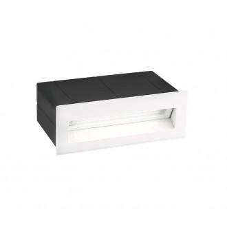 NOVA LUCE 726405 | Krypton Nova Luce beépíthető lámpa 1x LED 270lm 3000K IP54 fehér
