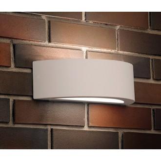NOWODVORSKI 2410 | Gipsy Nowodvorski fali lámpa 1x E27 szürke