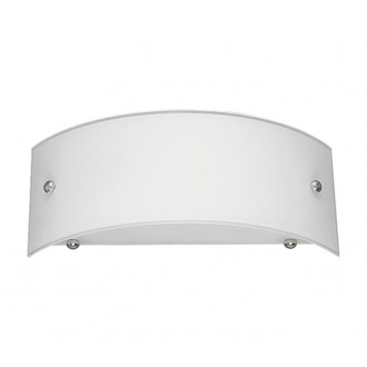 NOWODVORSKI 2470   Velvet Nowodvorski fali lámpa 1x E14 fehér