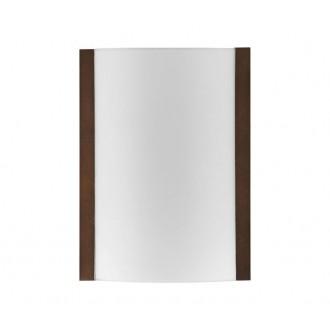 NOWODVORSKI 2921   Klik Nowodvorski fali lámpa 1x E27 fehér, wenge