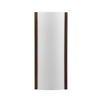 NOWODVORSKI 2924   Klik Nowodvorski fali lámpa 2x E27 fehér, wenge