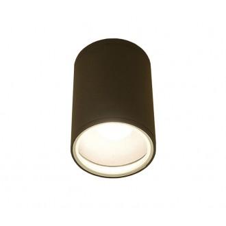NOWODVORSKI 3403 | Fog Nowodvorski mennyezeti lámpa 1x E27 IP44 fekete, fehér