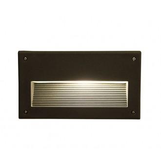 NOWODVORSKI 3412 | Basalt Nowodvorski beépíthető lámpa 1x E14 IP44 fekete