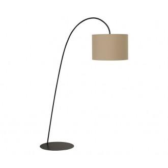 NOWODVORSKI 3464 | AliceN Nowodvorski álló lámpa 205cm kapcsoló 1x E27 kávé