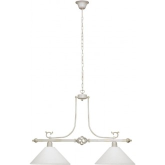 NOWODVORSKI 3486 | CoraN Nowodvorski függeszték lámpa 2x E27 fehér
