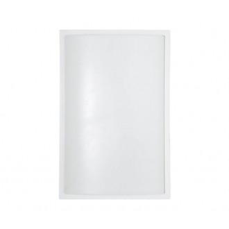 NOWODVORSKI 3750 | Garda Nowodvorski fali, mennyezeti lámpa energiatakarékos izzóhoz tervezve 1x E27 IP65 UV fehér