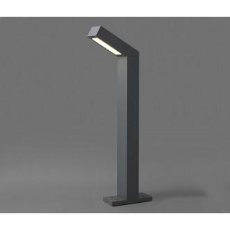 NOWODVORSKI 4448 | Lhotse Nowodvorski álló lámpa 65cm 3x LED 169lm 3000K IP54 grafit, fehér