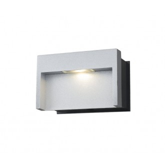 NOWODVORSKI 4452 | Peri Nowodvorski beépíthető lámpa 1x LED 61lm 3000K IP65 alumínium