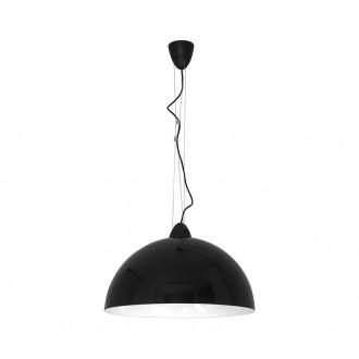NOWODVORSKI 4843 | Hemisphere-Black Nowodvorski függeszték lámpa rövidíthető vezeték 1x E27 fekete