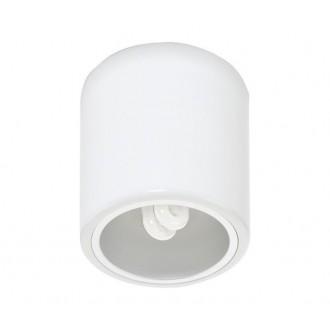 NOWODVORSKI 4865 | Downlight_x Nowodvorski mennyezeti lámpa energiatakarékos izzóhoz tervezve 1x E27 fehér