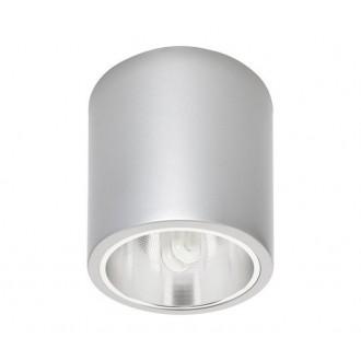 NOWODVORSKI 4867 | Downlight-x Nowodvorski mennyezeti lámpa energiatakarékos izzóhoz tervezve 1x E27 ezüst